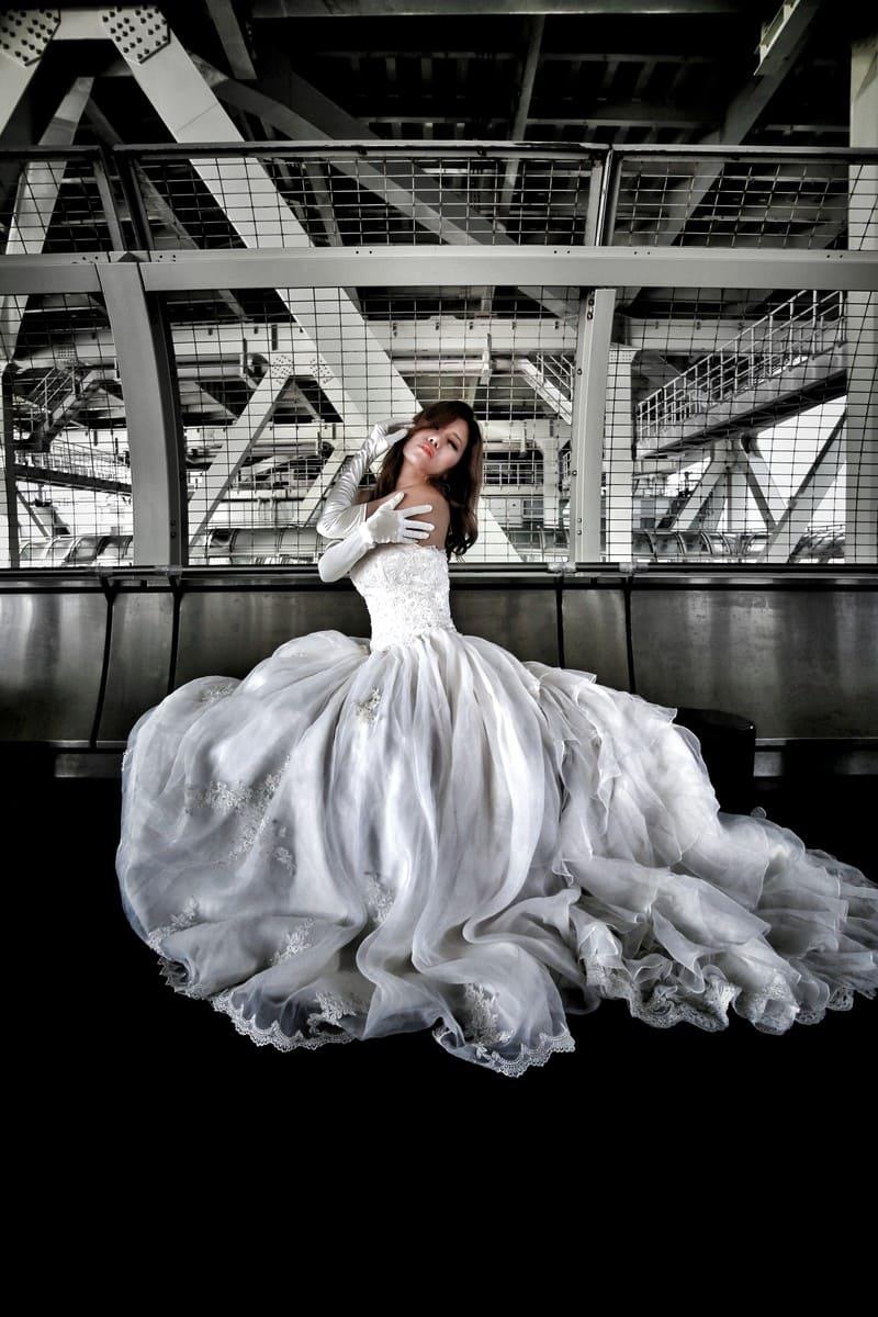プレ花嫁の前撮り